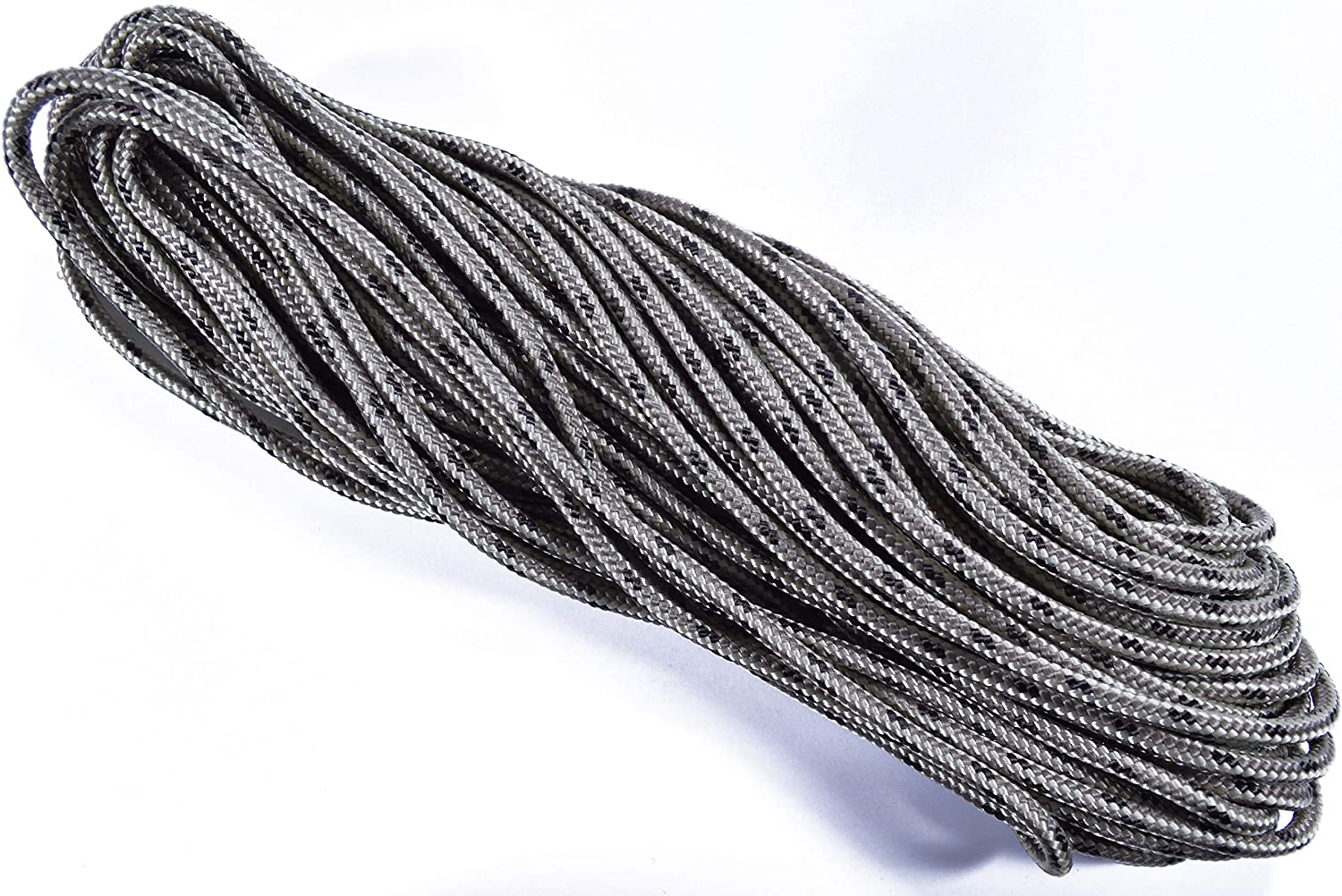 Towing Olive Drab Moisture Mooring Lines Rot Resistant Boating Oil Rope 3//16 inch 50 Feet Antenna Guy Line Anchor UV