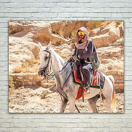 Amazon.com: Westlake Art Horse Equestrian - 16x20 Poster Print Wall ...