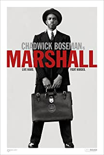 Book Cover: Marshall