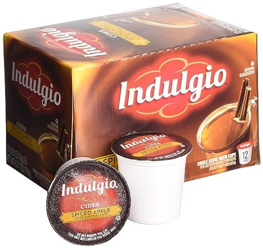 Indulgio Spiced Apple Cider