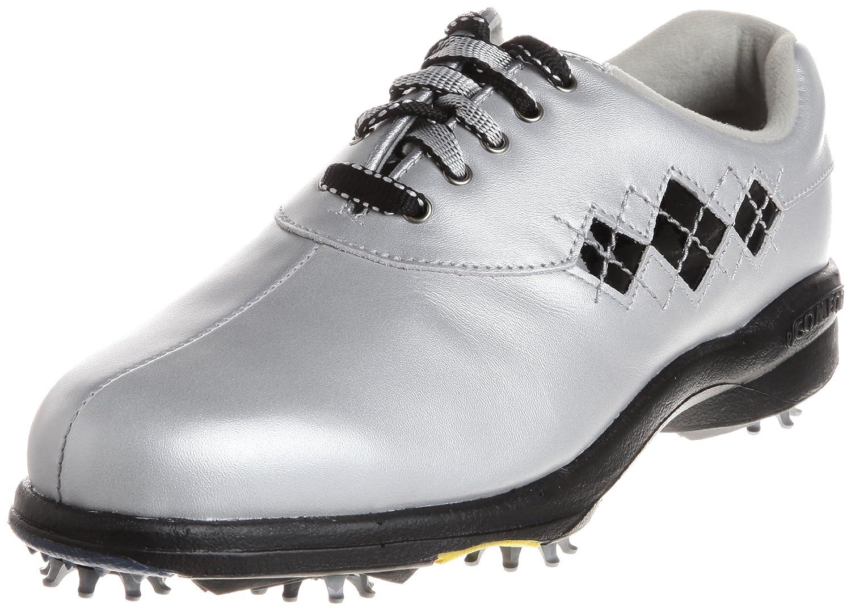 [フットジョイ] FootJoy ゴルフシューズ eCOMFORT B0077ES4H8 22.5 cm 2E|シルバー/ブラック シルバー/ブラック 22.5 cm 2E