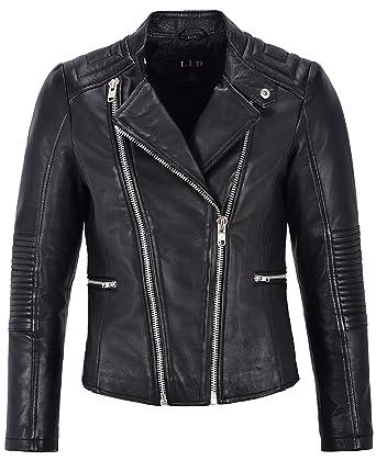 Damenmode Schwarze Jacke