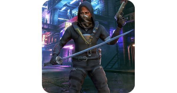 Shadow Ninja Survival - Ninja Fighting Game: Amazon.es ...