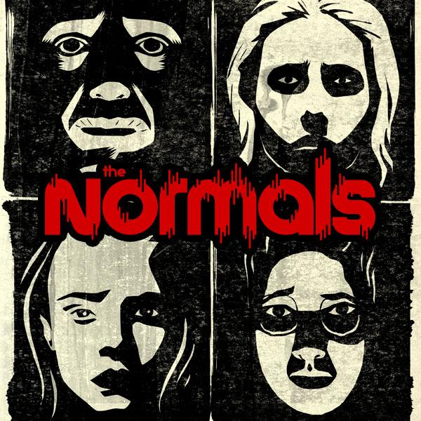The Normals (Issues) (2 Book Series)