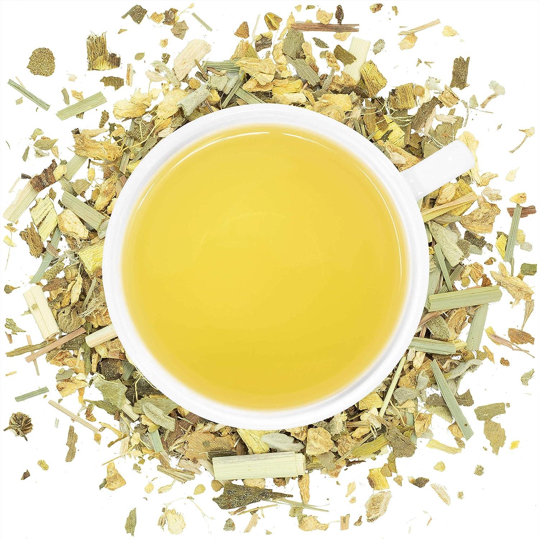 Organic Lung Health Loose Leaf Tea - 2oz Bag (Approx. 30 Servings) | Full Leaf Tea Co.