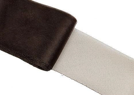 "3 yards  2/"" Gray Crinoline Crin Horsehair Braid Trim For Millinery Hats"