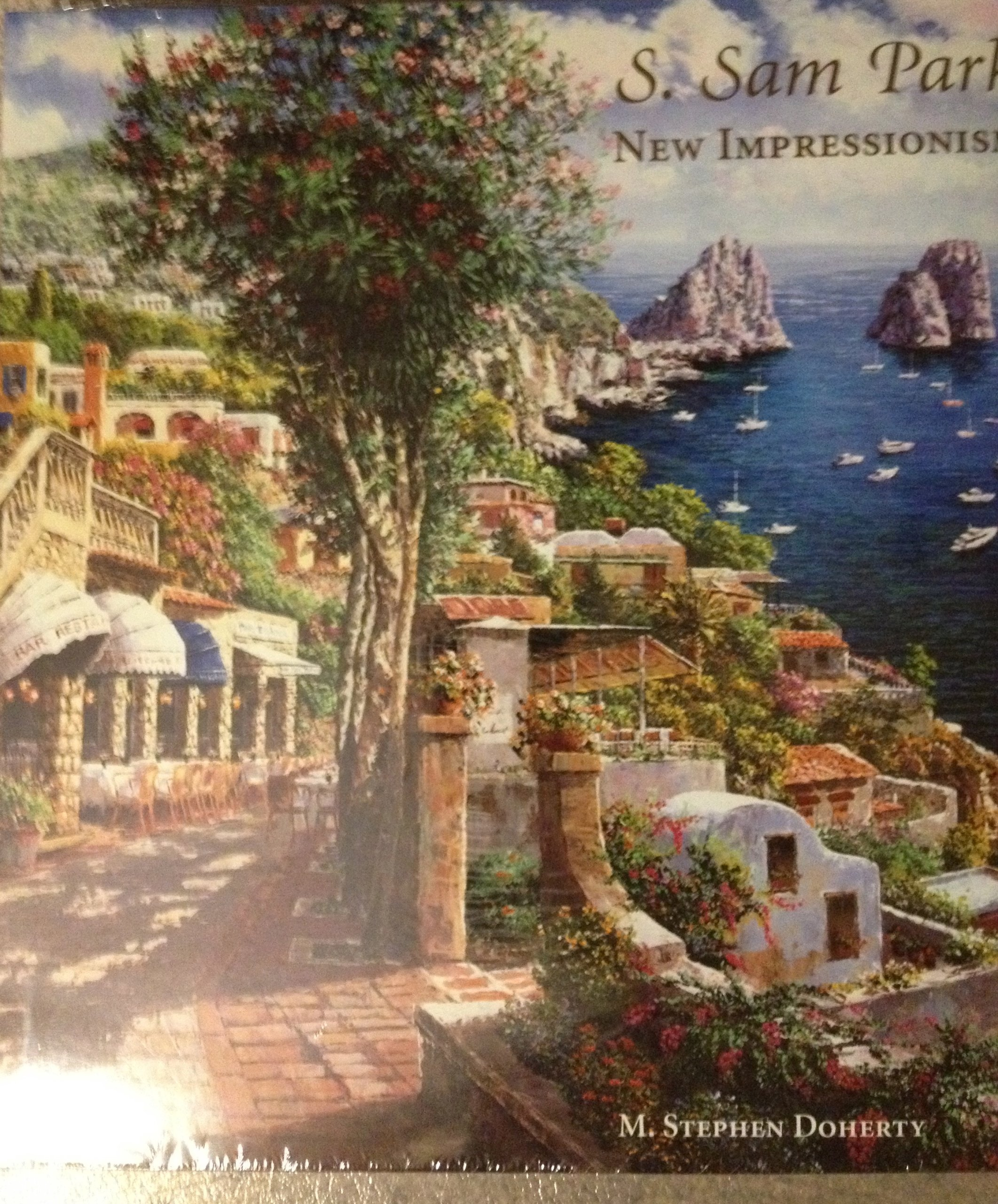 Download S. Sam Park New Impressionism pdf