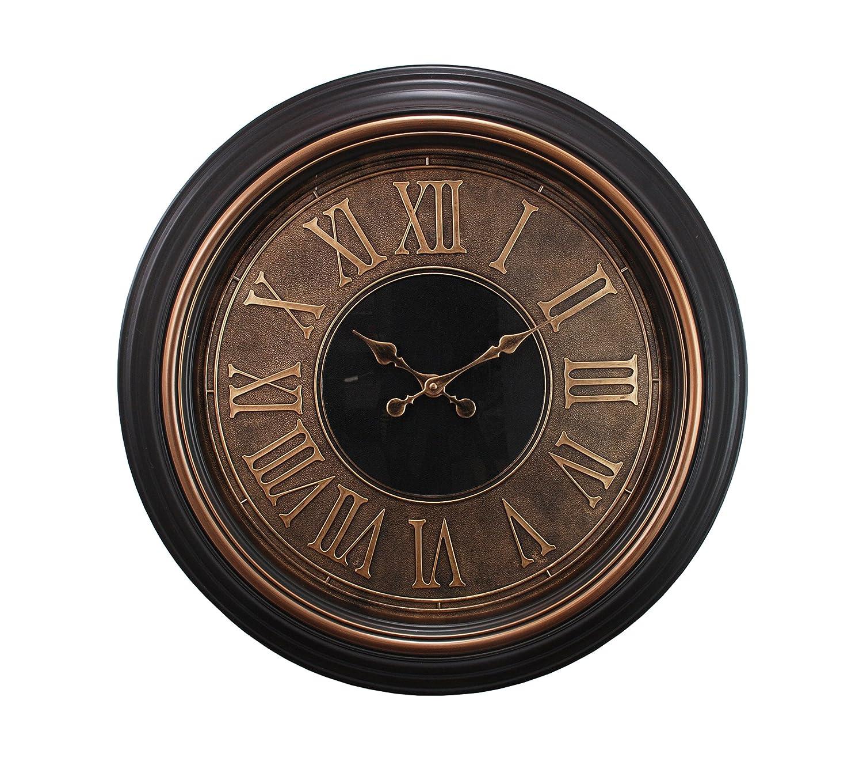 kieragrace Traditional wall-clocks, Copper & Gold