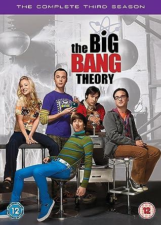 The Big Bang Theory Temporada 3 720p  Dual Latino-Ingles