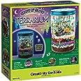 Creativity for Kids Grow 'N Glow Terrarium Kit for Kids - Science Activities for Kids (Packaging May Vary) , Beige