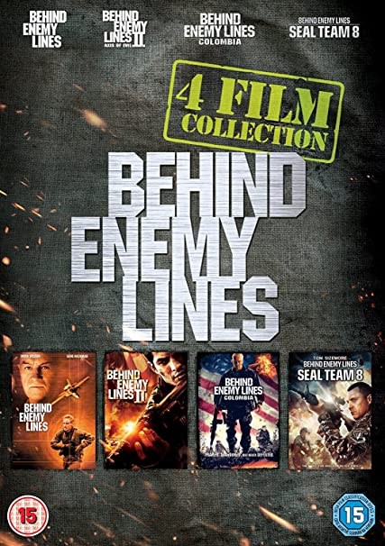 Amazon in: Buy Behind Enemy Lines - 4 Movies Collection: Behind