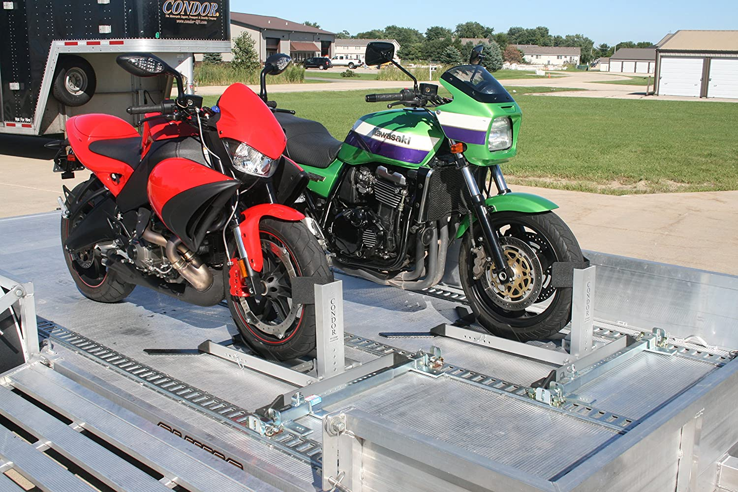 CTKP-PS2 One Bike Pit-stop Package OR CTKP-PS1 CONDOR Pit-stop Trailering Packages