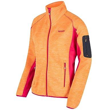 f64474b8e39 Regatta Great Outdoors Womens Ladies Laney III Fleece Jacket  Amazon.co.uk   Clothing