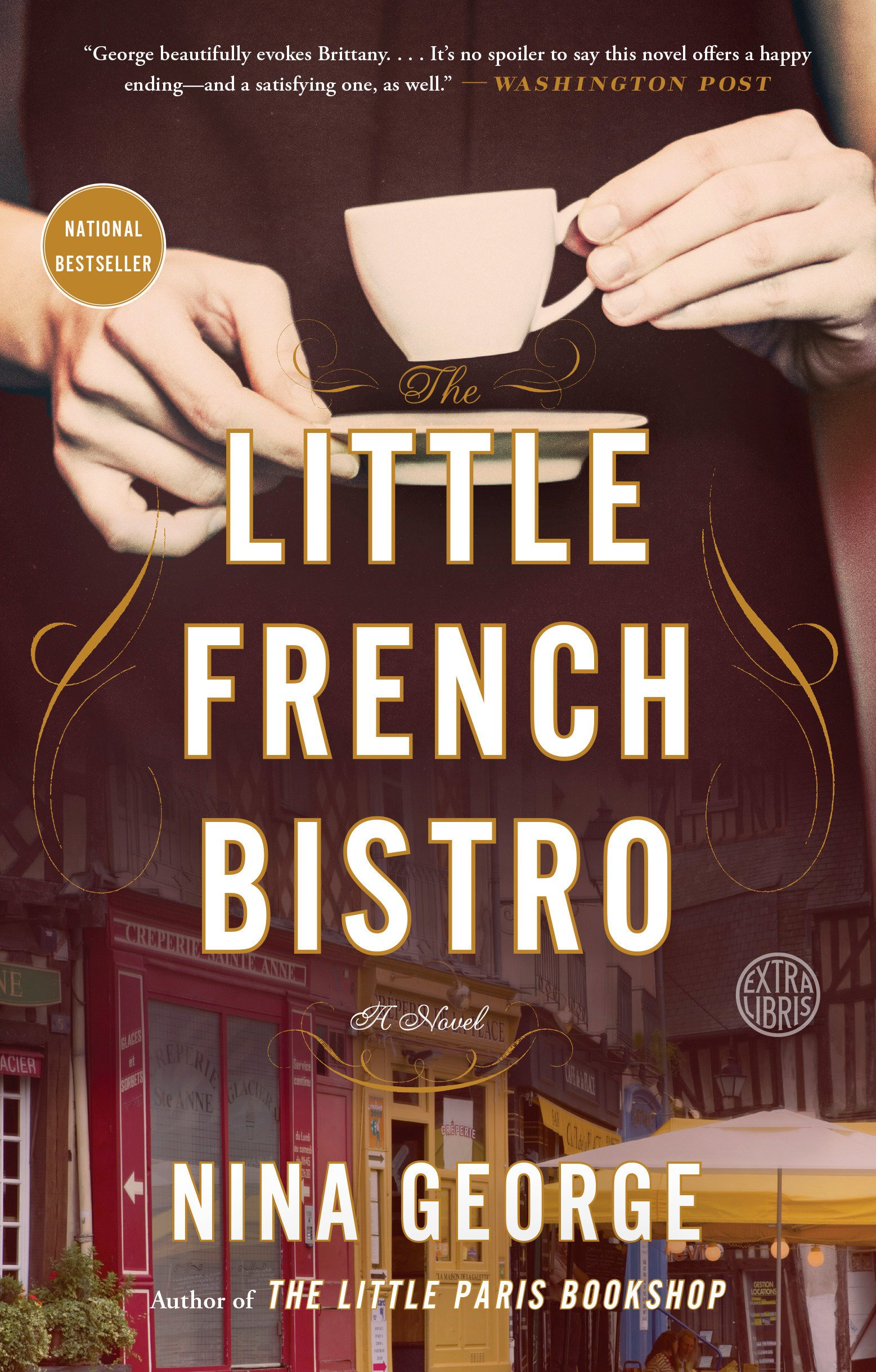 The Little French Bistro: A Novel by Broadway Books