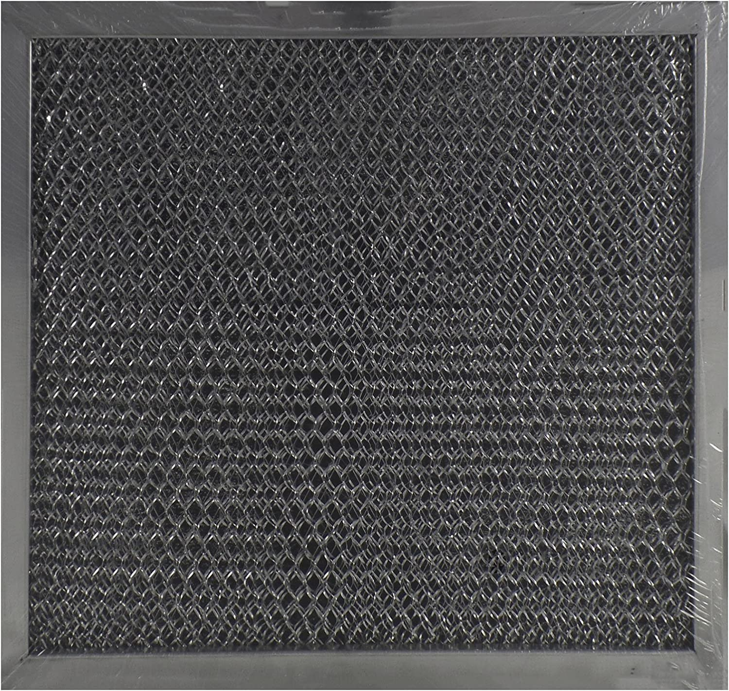 Air Filter Factory Compatible Replacement for Broan Nutone 41F, 97007696, 97005687 Grease Mesh Charcoal Carbon Combo Range Hood Filter 8.75 x 10.5 x .44 Inches