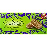 SnackWell's Cookies, Vanilla Creme Sandwich, 7.75 Ounce
