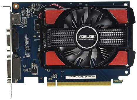 Asus GT730-2GD3 - Tarjeta gráfica de 2 GB DDR3 (nVIDIA GeForce GT 730, PCI Express 2.0, 800 MHz, HDMI)