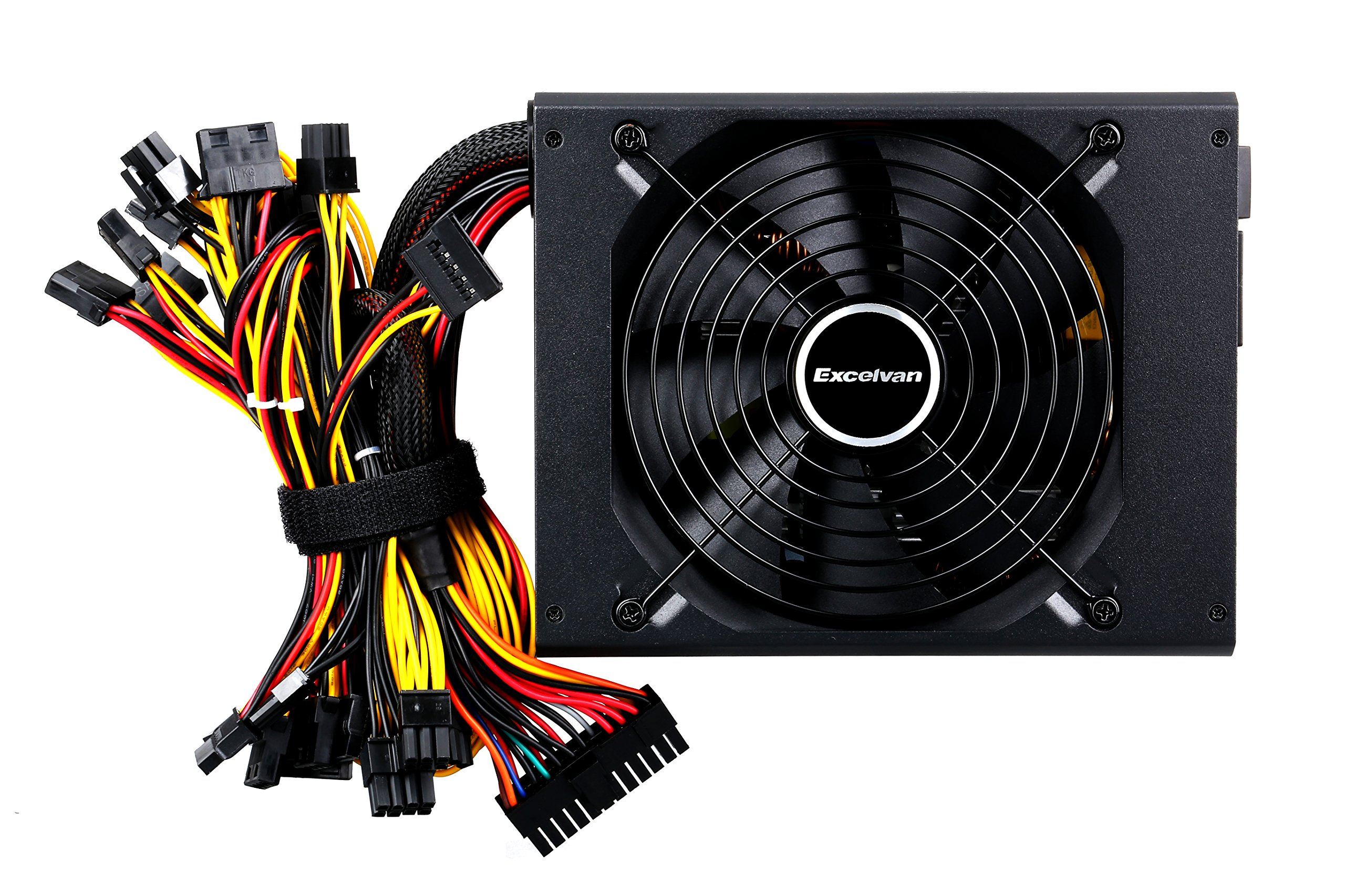 Excelvan ATX Computer Power Supply Desktop PC for Intel AMD PC SATA US (800W) by Excelvan (Image #10)