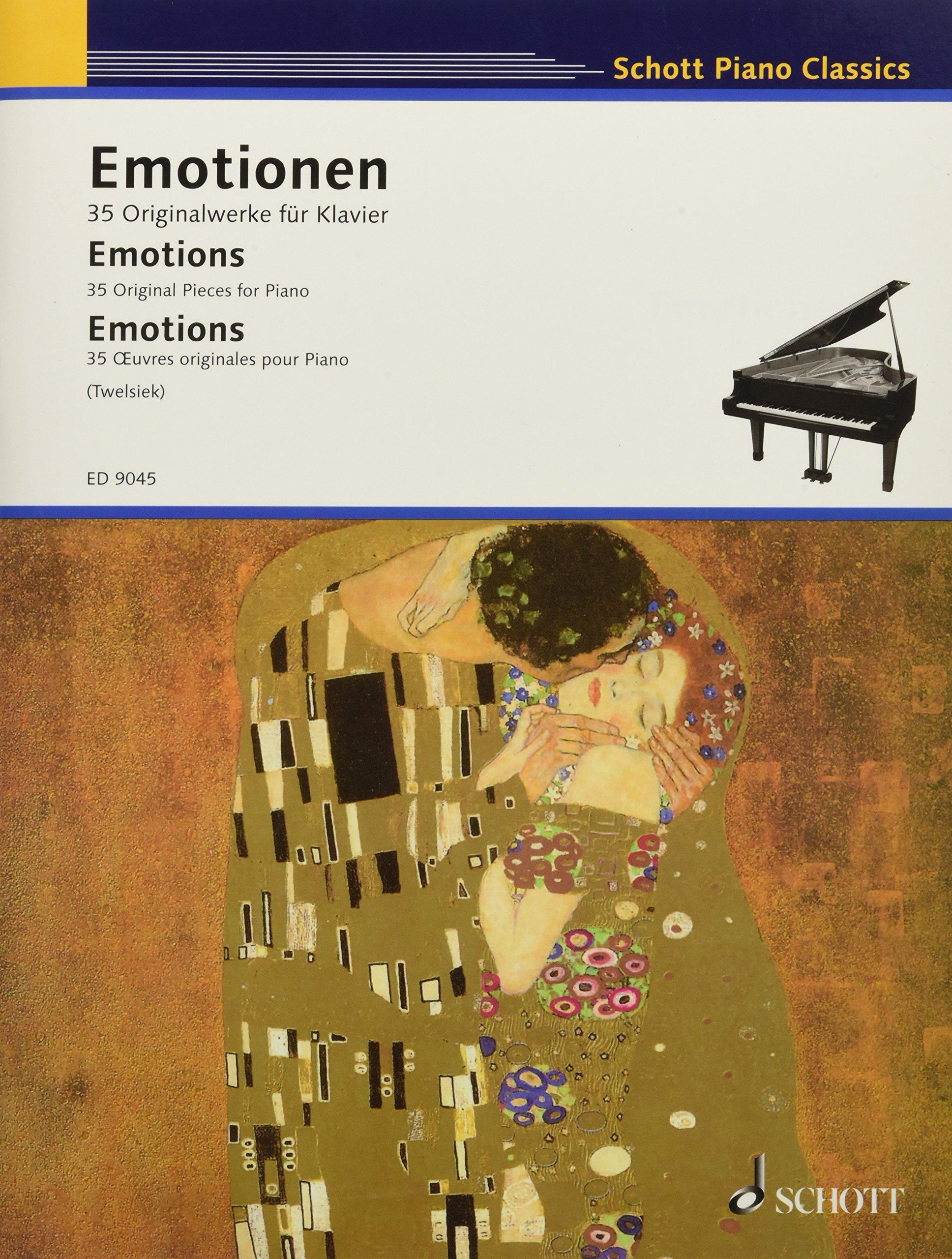 Emotions: 35 Original Pieces for Piano Schott Piano Classics Series PDF