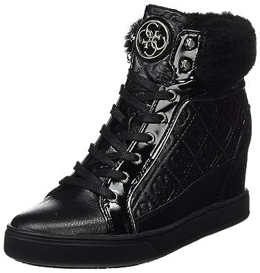 Chaussures Guess Nero noires femme  41 EU (8 UK) PUkOJuX