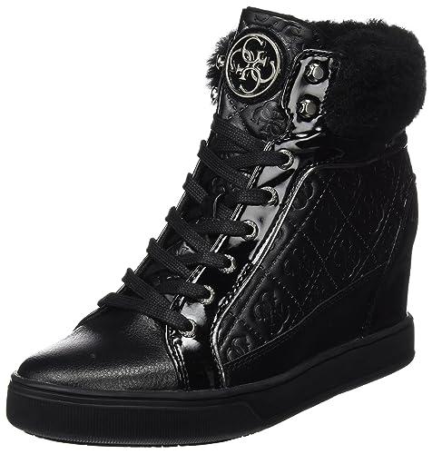 Chaussures femme en promo Guess noir | Tous les articles
