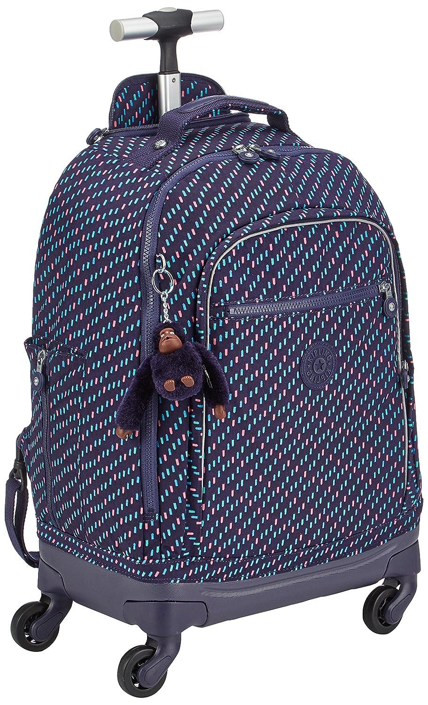 Kipling Echo Bolsa escolar, 50 cm, 29 liters, Varios colores (Blue Dash C): Amazon.es: Equipaje