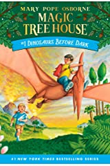 Dinosaurs Before Dark (Magic Tree House Book 1) Kindle Edition