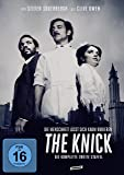 The Knick - Die komplette zweite Staffel [Alemania] [DVD]