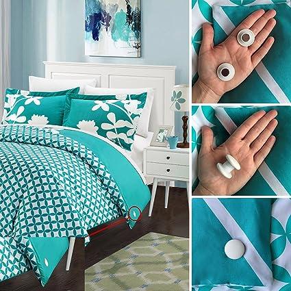 Unique Amazon.com: Duvet Dotz - Duvet/Comforter Strong Magnetic Fasteners  CV57