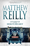 Jack West Jr and the Hero's Helmet (English Edition)