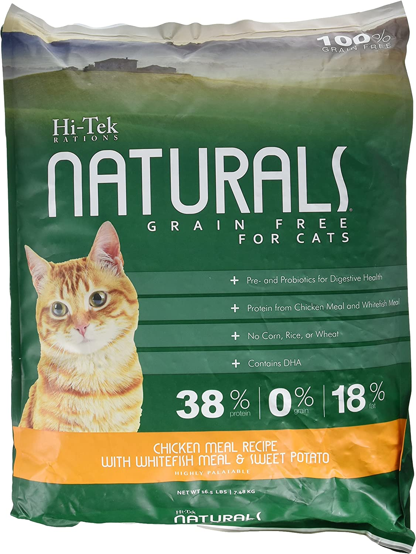 Hi-Tek Naturals Grain Free for Cats - 16.5lb