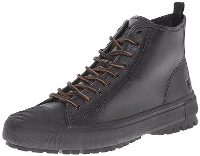 Frye Walker Midlace Leather Sneaker MQdsfI6