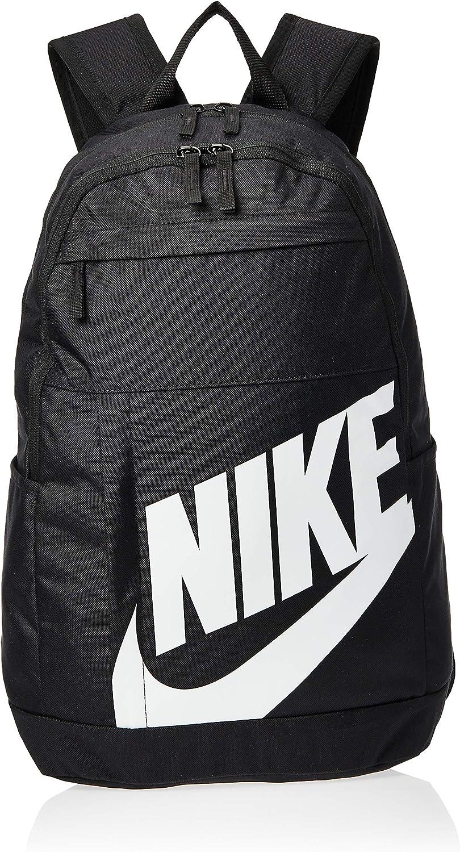 Nike Elemental Backpack (Black/White)
