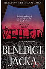 Veiled: An Alex Verus Novel from the New Master of Magical London Kindle Edition