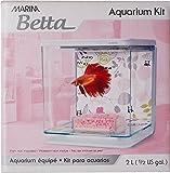Marina Aquarium Betta Kit Floral 2 L