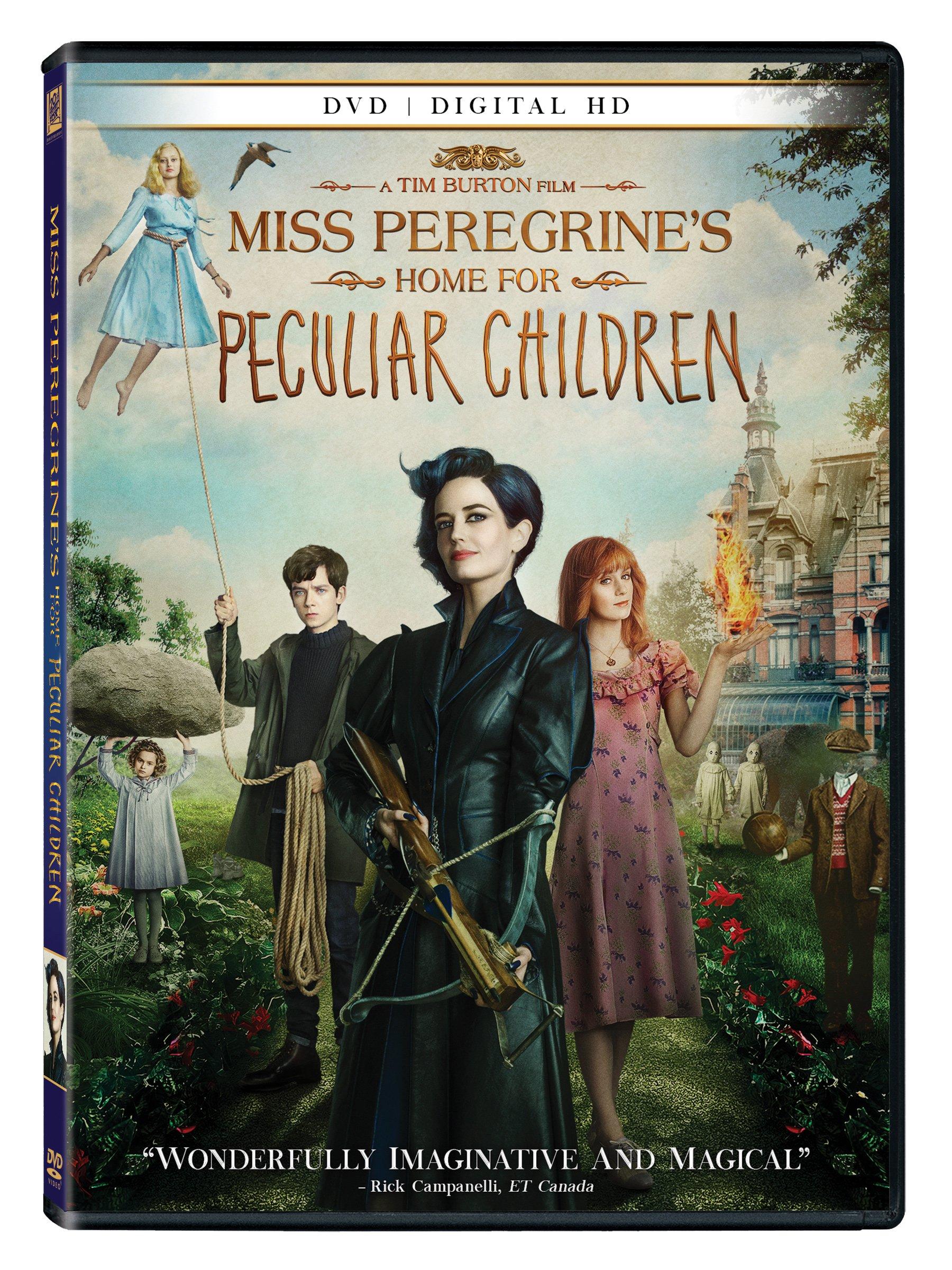Miss Peregrine Peculiar Children 0024543155287
