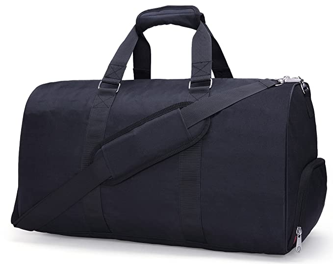 9e82ac3b3b8f MIER Gym Duffel Bag for Men and Women with Shoe Compartment
