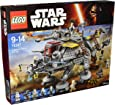 Lego Star Wars Captain Rex's AT-TE 972pc(s) - building sets (Movie, Boy, Multicolour)