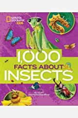 1,000 Facts About Insects Hardcover