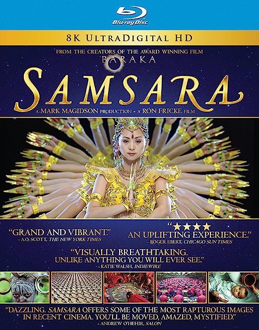 Samsara [Edizione: Stati Uniti] [USA] [Blu-ray]: Amazon.es