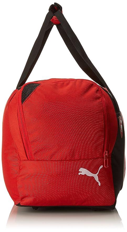 5e6576f1ec4c ... new style 179b0 6a209 Puma 073905 01 Arsenal Medium Holdall Sports Bag  19.5 x 12.5 x ...