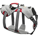 Ruffwear - Doubleback Strength-Rated Safety Dog Harness, Cloudburst Gray