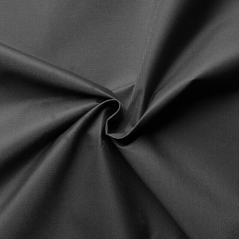 aktivstoffe Carry - Lona Impermeable - 100% poliéster - por Metro - 21 Colores (Gris Oscuro): Amazon.es: Hogar