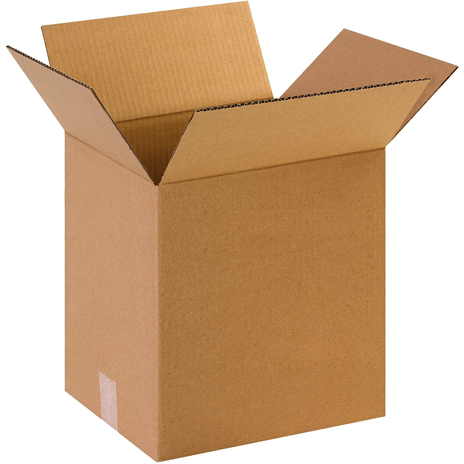 16L x 12W x 16H Partners Brand P161216 Corrugated Boxes Pack of 25 Kraft