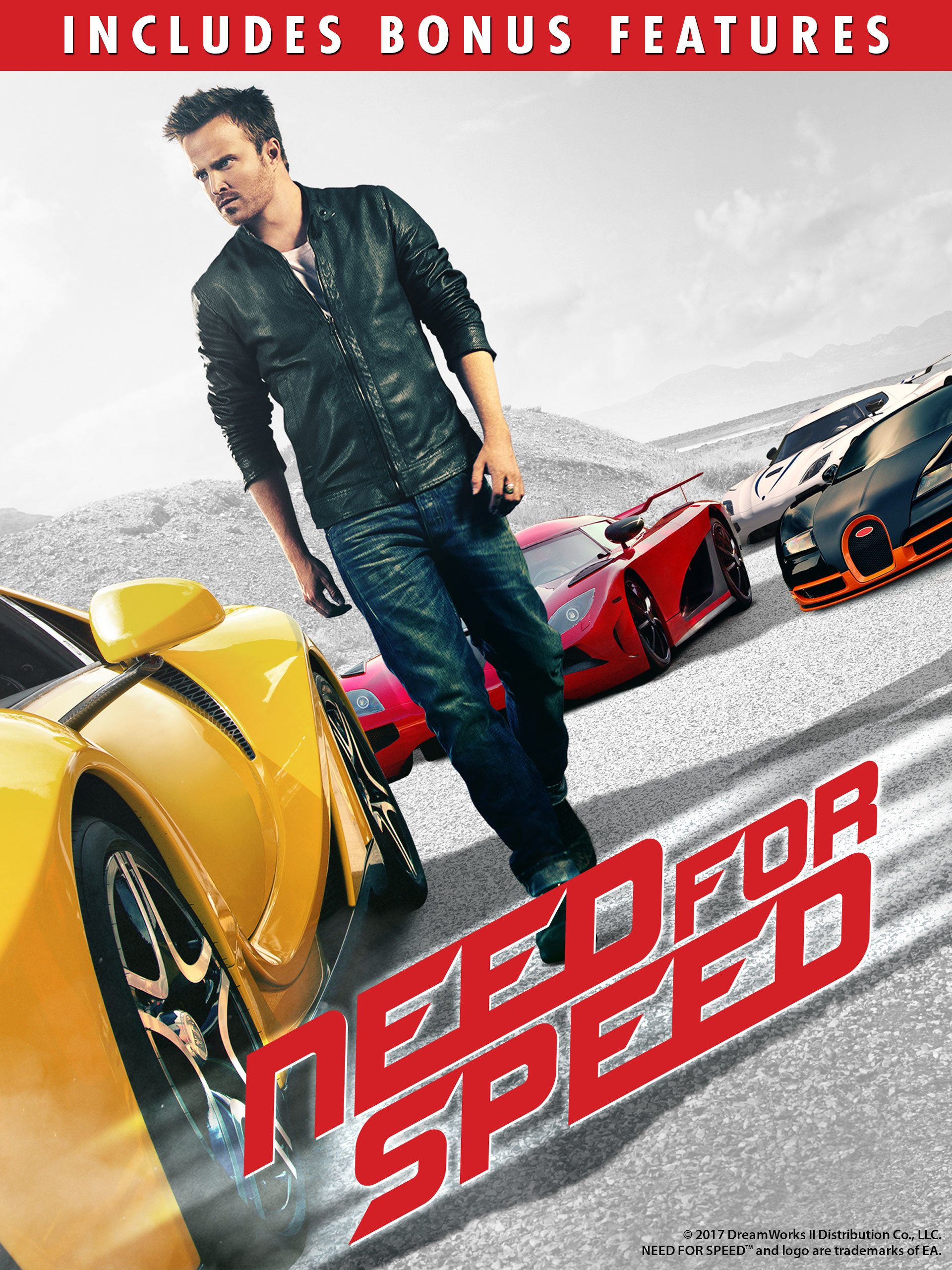 Amazon Com Watch Need For Speed Plus Bonus Features Prime Video