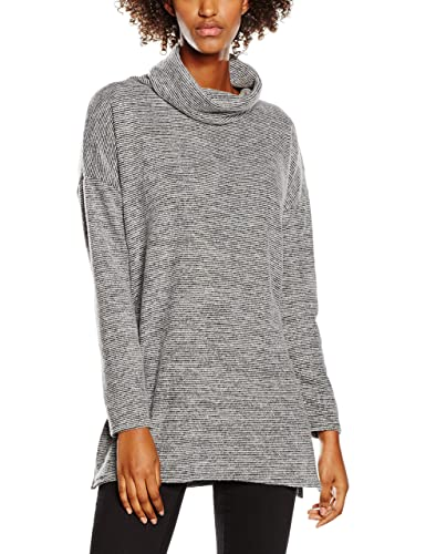 New Look Stripe Cowl Neck Tunic, Jersey para Mujer