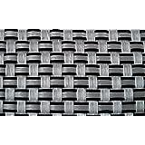 Tenax valla de ocultación Brise Vue TexStyle plata/negro 500x 0,1x 100cm 1a140302