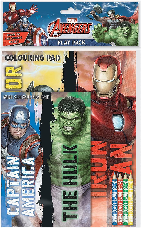 Anker avppk1 Vengadores - Play Pack: Amazon.es: Juguetes y juegos