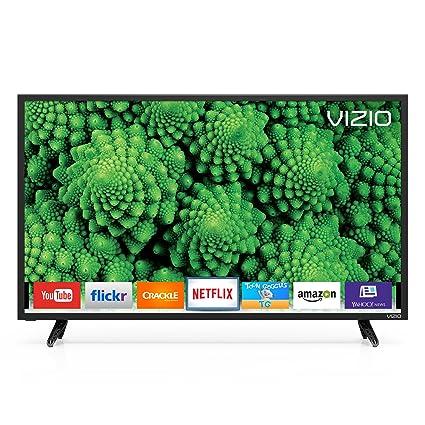 VIZIO D Series 39u201d Class (38.5u201d Diag.) LED Smart TV