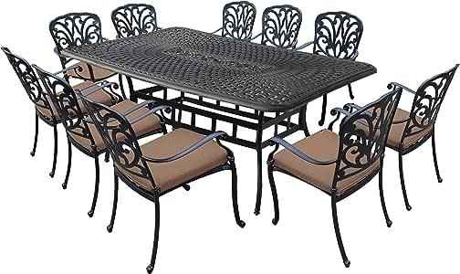 Amazon.com: Oakland Living Outdoor &-Patio-Furniture-Sets ... on Oakland Living Patio Sets id=46494
